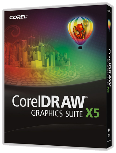 Скачать CorelDRAW X5 Русский Graphics Suite 15.2.0.686 SP3 + Английский