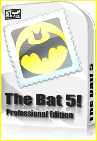 The Bat! Portable Pro Rus Скачать 5.1.6.2. Final ML/Rus +Portable