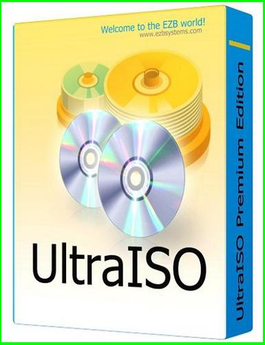 Программа UltraISO Premium Edition 9.5.3.2855 Retail +Portable +Ключ UltraISO Premium!