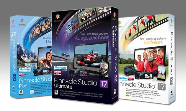 Скачать Pinnacle Studio 2014 Ultimate