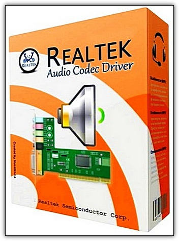 Realtek High Definition Audio Drivers - сборник драйверов для звука