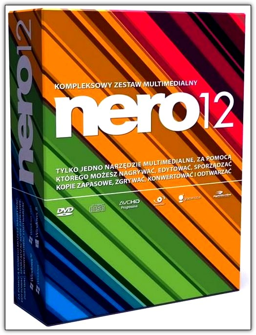 Скачать Nero Multimedia v 12.5.01200 RUS