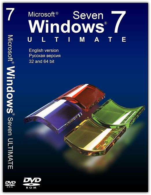 Windows 7 Ultimate SP1 UralSOFT