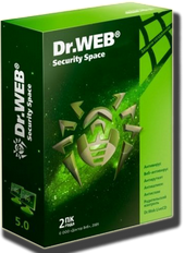 Doctor Web Security Space - Лучшие антивирусы